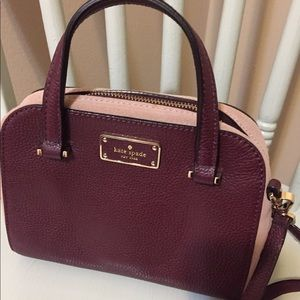 Kate Spade two tone bag
